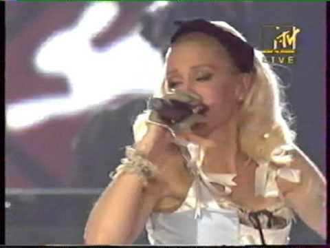 2004  Gwen Stefani   Love  Angel  Music  Baby   What You waiting for Live MTV EMA 2004