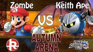 zombe mario pikachu vs keith ape mk fox autumn arena 2015