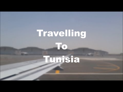 Travelling To Tunisia