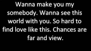 JYJ- Be My Girl Lyrics