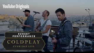 Coldplay is Performing Live Now From Jordan (Coldplay: Everyday Life - Live in Jordan, watch now)