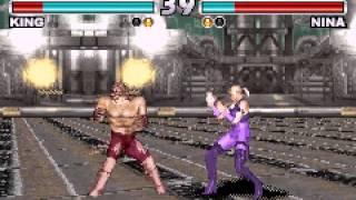 Tekken Advance - Vizzed.com Play - User video