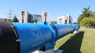 Magyarok a CERN-ben