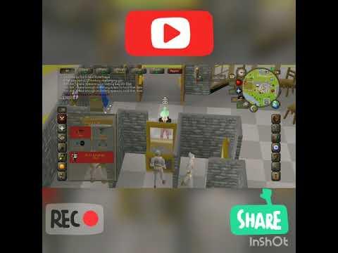 Killing bots for big cash! OSRS MOBILE PK - DumpedGang Productions