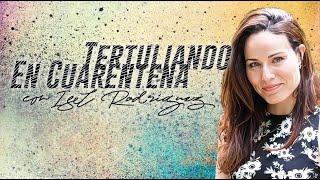 #TertuliandoEnCuarentena con: actriz Isel Rodríguez