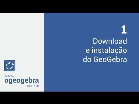 01- GeoGebra - Download E Instalação