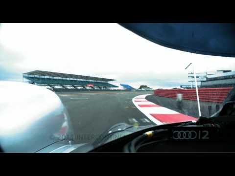 ILMC 2011 - AUTOSPORT 6 HOURS OF SILVERSTONE - On Board with Allan McNish in Audi R18
