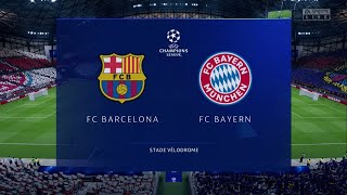 Please leave a like and subscribe! barcelona vs bayern munich uefa champions league #barcelonavsbayernmunich #barcelonabayernmunich #championsleague subscrib...