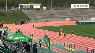 100m A Vague 2 F Crépuscule André Grimard