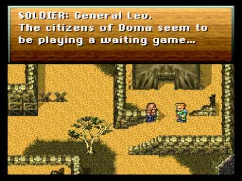 Let's Play Final Fantasy VI Part 5 - Biological Warfare
