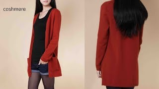 Women long cardigan sweater outerwear coat Review | Best Cardigan For Women Fashion 2018