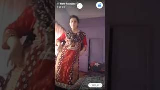 hot girl dance in indian girl 2017