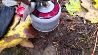 Primus Classic Trail Gas Stove - Boil Test & Revie
