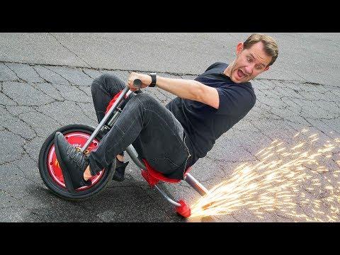 Flash Rider!   DOPE or NOPE?