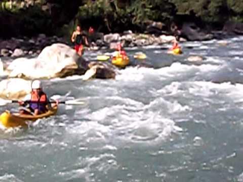 Tibiao River Kayaking