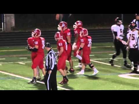 11 13 15 Hackettstown vs Lenape Valley Football N2, G2