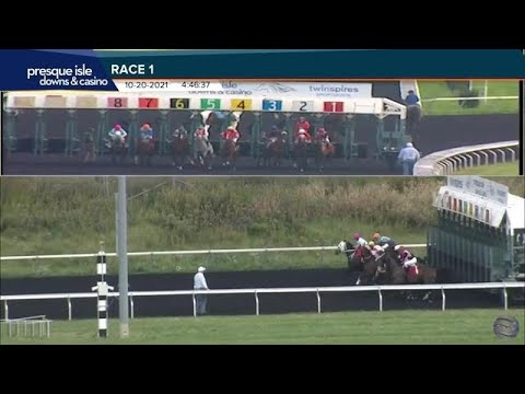Presque Isle Downs Race Replays - 10.20.21 Thumbnail