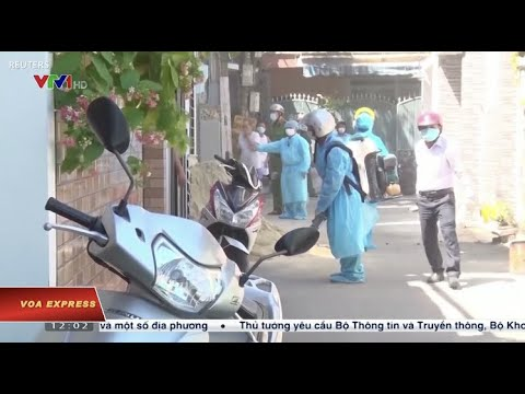 Đà Nẵng có nhiều ca mới, dịch COVID ở Việt Nam trở nên 'phức tạp' (VOA)