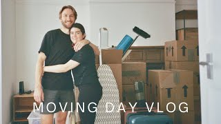 A Day In The Life: Moving Day! | The Anna Edit