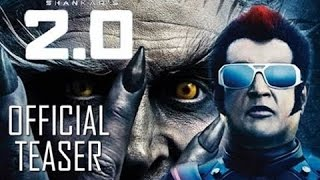 Robot 2 trailer first look | rajnikanth new movie akshay kumar | indian new movie trailers 2017