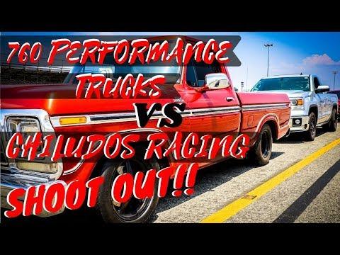 760 Performance Trucks VS Chiludos Racing