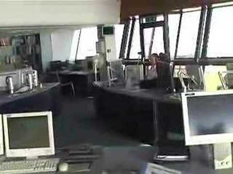 Dover Coastguard - Operations Room