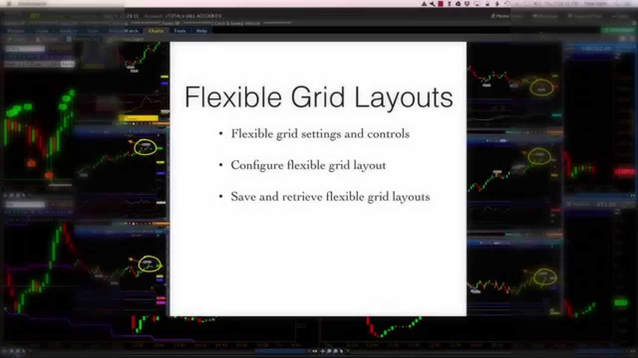 Thinkorswim Saving Flexible Grid Layout - Hahn-Tech, LLC