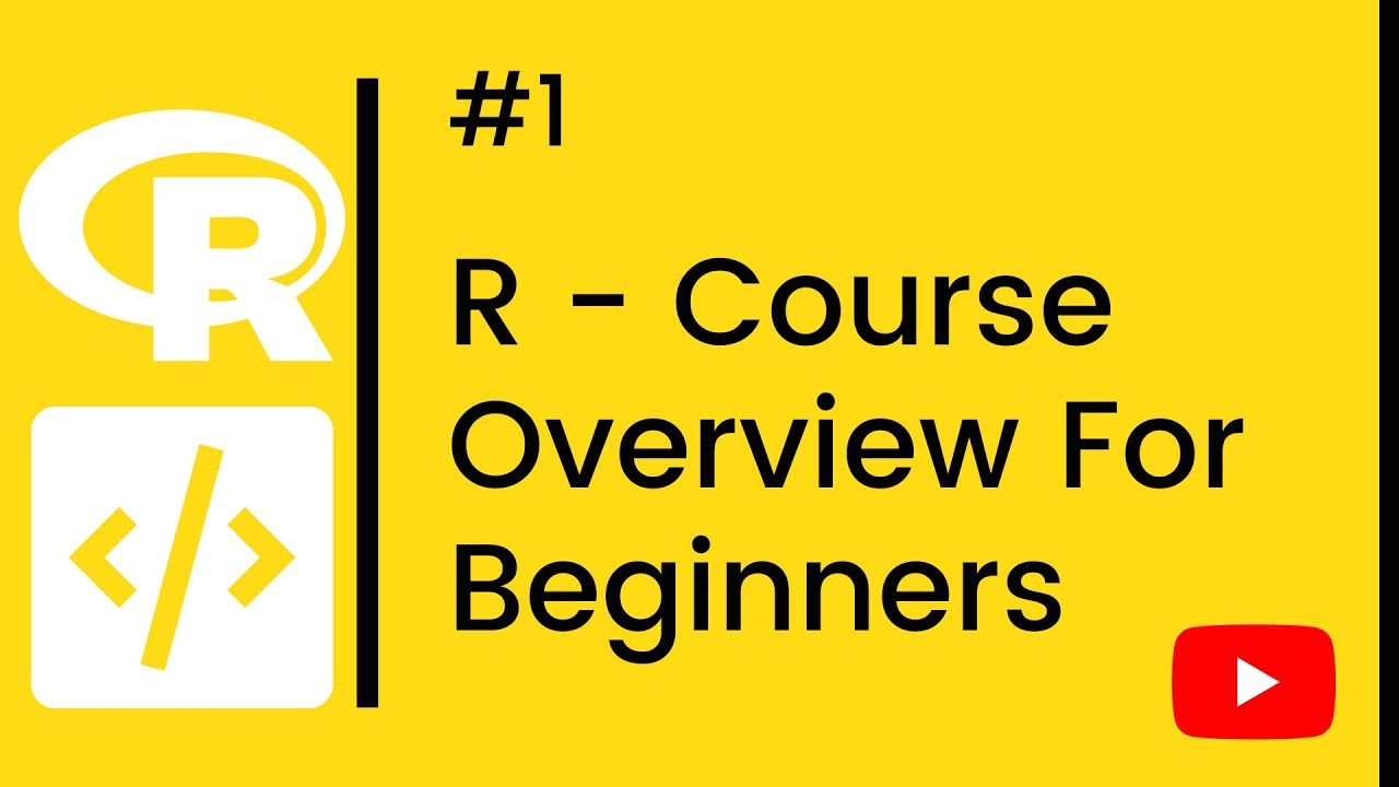 R programming for beginners learn r development from ground up. In.