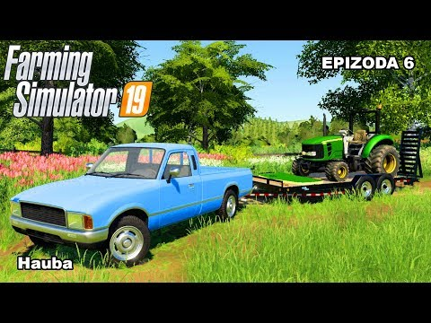Farming Simulator 2019 | Hauba | Epizoda 6