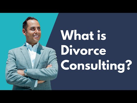 What is Divorce Consulting?