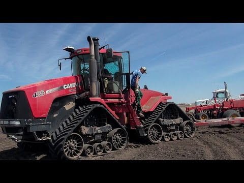 SEEDING To HARVEST Michaelsen Farms Canada