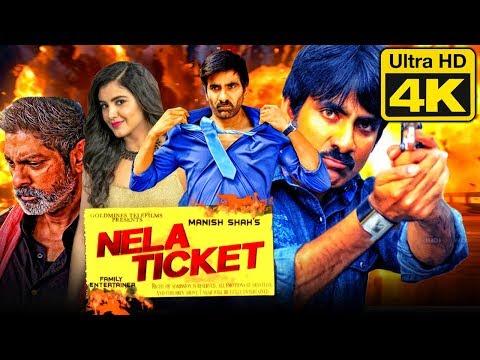 Nela Ticket (4k Ultra HD) Hindi Dubbed Full Movie | Ravi Teja, Malvika Sharma, Jagapathi Babu