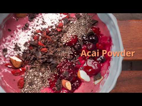 10 Benefits of Acai Berry!