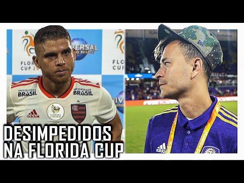A Polêmica entre Fred e Cuellar! -  Florida Cup 2019
