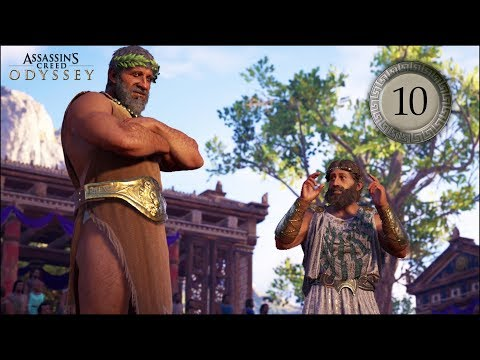 Assassin's Creed: Odyssey (Part 10) Trivia Walkthrough thumbnail