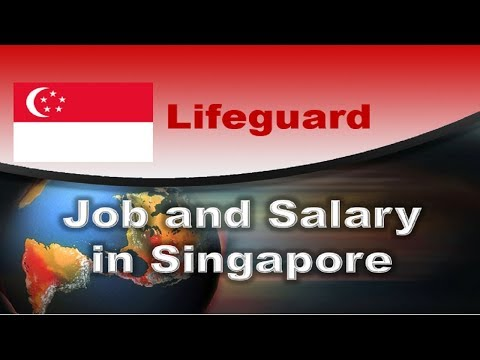 Lifeguard Salary In Singapore - Jobs And Salaries In Singapore