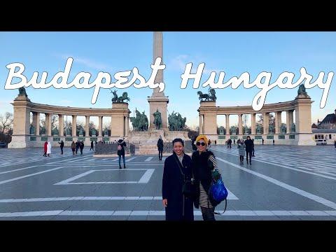 Travel Vlog: Budapest Hungary |Day 1 |