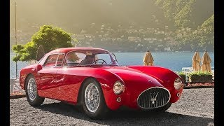 10 Most Beautiful Italian Classic Cars