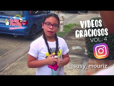 Videos graciosos instagramers Vol  4 - Susy Mouriz