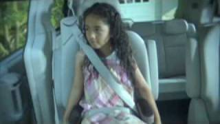 No Back Booster Seat Tutorial | LATCH System Education | Ad Council