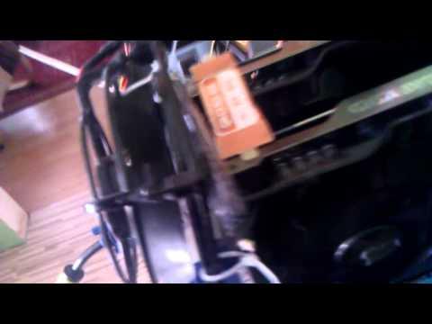 2x7870 + R9 270 Scrypt Mining Rig
