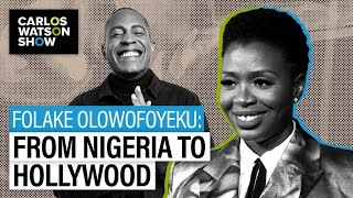 Behind The Scenes of 'Bob Hearts Abishola' with Star Folake Olowofoyeku