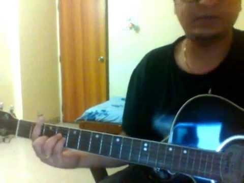 Amaro Porano Jaha Chay Guitar Lesson