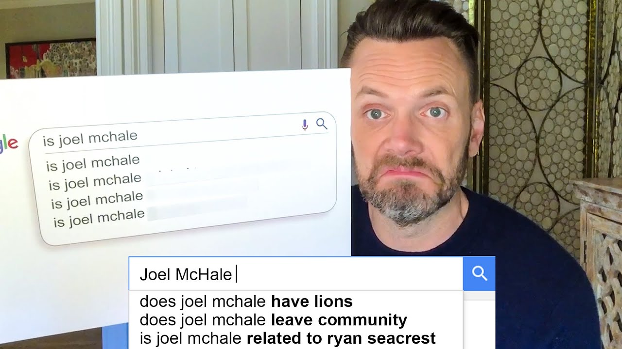 Download Joel McHale Answers the Web's Most Searched Questions | WIRED