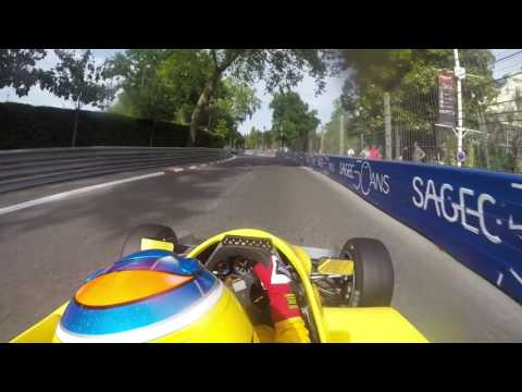 Ralt rt3 @ Pau - Historic F3 GP de Pau 2017 - Race 2
