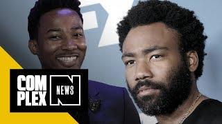 RJ Walker Reveals 'Atlanta' Studio Scene Really Happened to Donald Glover
