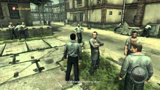 Mafia 2 - Chapter 6 (1st part) - PC Gameplay HD