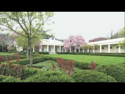 Tour the White House grounds with William Seale