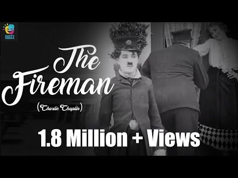 The Fireman(1916) Charlie Chaplin Comedy Videos | Edna Purviance, Lloyd Bacon