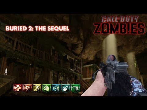 """BURIED 2.0: LA SECUELA"" CUSTOM ZOMBIES CON FINAL 